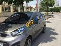 Bán Kia Morning Van đời 2013, màu bạc như mới, giá 262tr