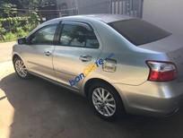 Cần bán xe Toyota Vios E đời 2010, màu bạc xe gia đình giá cạnh tranh