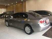 Cần bán xe Honda Civic 1.8MT năm 2007, màu xám