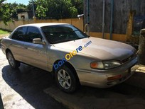 Bán Toyota Camry AT đời 1996, màu vàng số tự động
