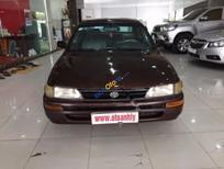Cần bán lại xe Toyota Corolla đời 1992, màu nâu, nhập khẩu nguyên chiếc, giá tốt