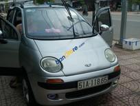 Bán ô tô Daewoo Matiz đời 2001, màu bạc ít sử dụng, giá tốt 95tr