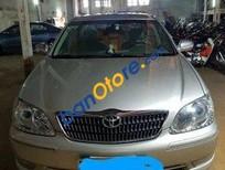 Bán xe cũ Toyota Camry 2005 tại TP Hồ Chí Minh giá tốt