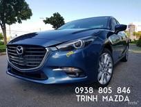 Bán Mazda 3 2017, màu xanh lam