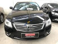 Cần bán xe Toyota Camry 2.4G đời 2012, màu đen, sang trọng
