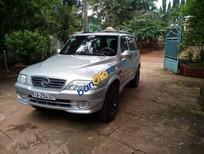 Cần bán Ssangyong Musso MT đời 2001, xe nhập, giá tốt