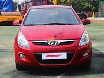 Bán Hyundai i20 1.4AT sản xuất 2011, màu đỏ, nhập khẩu số tự động