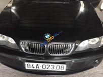 Bán ô tô BMW 323i đời 2005, màu đen giá cạnh tranh
