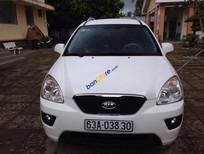 Cần bán Kia Carens EXMT sản xuất 2015, màu trắng, nhập khẩu chính hãng còn mới, giá tốt