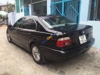 Cần bán lại xe BMW 5 Series 525i sản xuất 2004, màu đen, 215tr