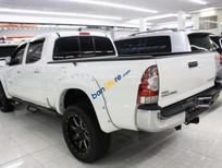 Bán xe Toyota Tacoma SR5 sản xuất năm 2014, màu trắng, nhập khẩu còn mới