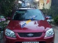 Bán xe cũ Ford Escape màu đỏ, đời 2011