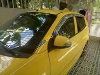 Chính chủ bán xe Kia Morning AT đời 2010, màu vàng