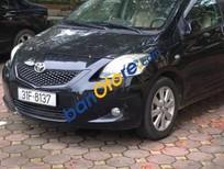 Bán Toyota Yaris sản xuất năm 2010, màu đen, nhập khẩu