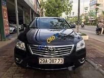 Bán xe Toyota camry 2.4 Việt Nam 2011, đi 4.5 vạn