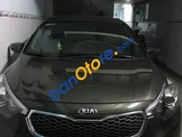 Bán Kia K3 AT sản xuất 2014, màu đen số tự động, 610 triệu
