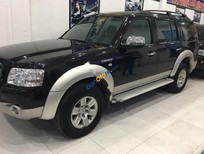 Bán xe Ford Everest AT đời 2009, màu đen, xe mua từ mới