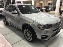 BMW X4 xDrive20i 2017, màu bạc, nhập khẩu và phân phối chính hãng, giá cực hấp dẫn