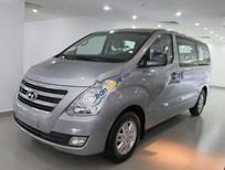 Bán Hyundai Starex 9 chỗ MT sản xuất 2017, màu bạc, nhập khẩu chính hãng, 960tr