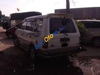 Cần bán lại xe Mitsubishi Jolie đời 2001, màu trắng chính chủ