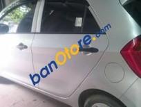 Bán xe Kia Morning Van năm sản xuất 2014, màu bạc
