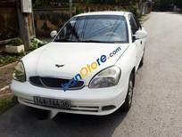 Cần bán lại xe Daewoo Nubira 1.6MT năm sản xuất 2003, màu trắng, nhập khẩu