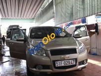 Cần bán Chevrolet Aveo AT đời 2014, xe còn mới