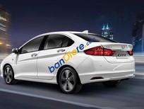 Cần bán xe Honda City đời 2017, màu trắng, 533 triệu
