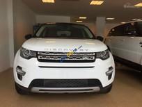 Bán xe LandRover Discovery Sport HSE đời 2016, màu trắng - 0932222253
