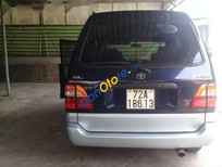 Bán Toyota Zace GL 2001, giá bán 230 triệu