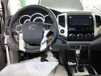 Bán xe Toyota Tacoma SR5 đời 2014, màu trắng, nhập khẩu nguyên chiếc số tự động