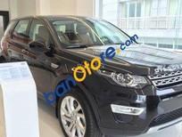 Bán xe Land Rover Discovery Sport HSE đời 2016, màu đen, chính hãng - 0932222253