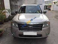 Nhà cần bán xe Ford Everest 2011 màu ghi xám, máy dầu, số sàn rất tiết kiệm nhiên liệu