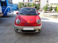 Cần bán lại xe Daewoo Matiz năm 2005, màu đỏ xe gia đình