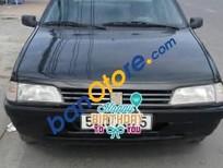 Bán Peugeot 405 1993, màu đen, xe nhập số sàn, 56tr
