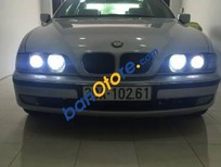 Bán xe BMW 5 Series 528i sản xuất năm 1997, màu bạc, xe nhập số sàn, giá tốt