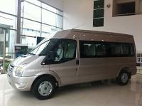 Ford Transit LX sản xuát 2017 giao ngay giá chỉ 8xx chỉ có tại SaigonFord