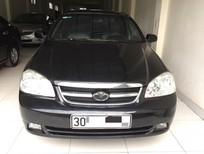 Bán ô tô Daewoo Lacetti Ex 2011, màu đen