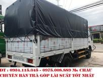 Cần bán xe tải Isuzu 3.49 tấn 2019, màu trắng Vĩnh Phát
