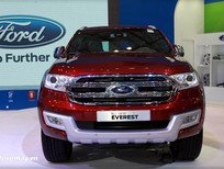 Bán xe Ford Everest Titanium đời 2017, màu đỏ, xe nhập