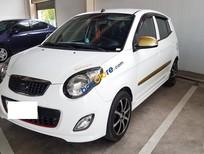 Xe Kia Morning năm 2010, màu trắng mua cho vợ sử dụng chỉ chạy trong Tp Biên Hoà