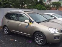 Bán Kia Carens sản xuất năm 2015, màu vàng