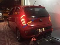 Bán xe cũ Kia Morning 2011, màu đỏ, nhập khẩu