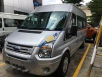 City Ford bán Ford Transit SVP đời 2017, màu bạc