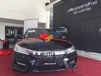 Cần bán xe Honda Accord AT sản xuất 2017, màu đen