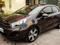 Cần bán Kia Rio sản xuất 2014, màu nâu, nhập khẩu