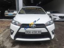 Chính chủ bán xe Toyota Yaris 1.3E 2015, màu trắng