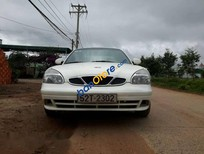 Cần bán Daewoo Nubira sản xuất 2001, màu trắng số sàn
