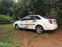 Cần bán lại xe Daewoo Lacetti MT năm sản xuất 2005, màu trắng