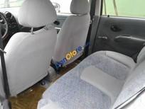 Cần bán lại xe Daewoo Matiz SE sản xuất năm 2008, màu bạc